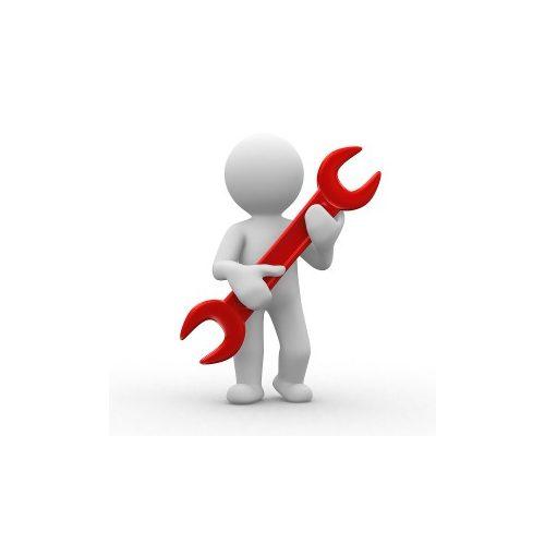 MV920 pisztoly önkiszolgáló autómosókhoz ravasz nélkül 3/8 belső menet (A program elindítása után átengedi a vizet) 3db/csomag