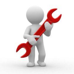 Tecomec forgókar 1600mm hosszú flexibilis egyenes