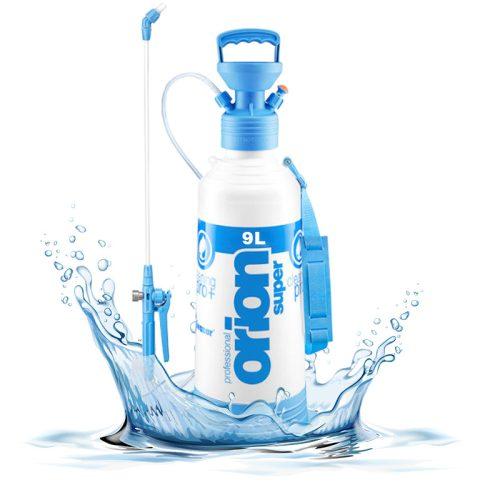 Kézi permetező Orion Super Cleaning Pro + 9 L