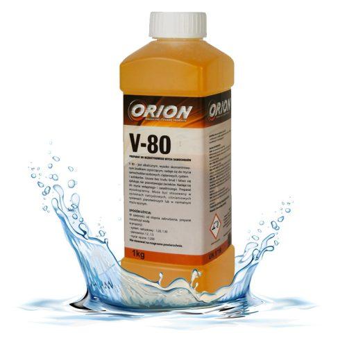 V-80 (1 Kg) Kemény, illatos hab az érintkezés nélküli autómosáshoz.