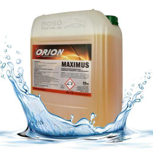 Maximus ( 22 Kg) Intenzív illatos hab a járművek érintésesmentes tisztításához.