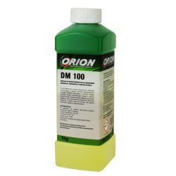 100 DM  ( 1 Kg)  Kétkomponensű atívhab a járművek érintésmentes mosásához.