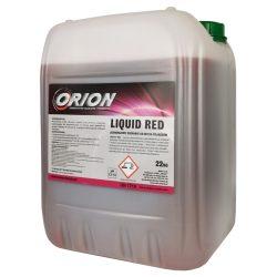 Liquid Red ( 22 Kg ) Teherautók, pótkocsik és ponyvák mosására.