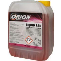 Liquid Red ( 5 Kg ) TEHERAUTÓ ELŐMOSÓ, ERŐS FOLTOK TISZTÍTÁSÁRA.