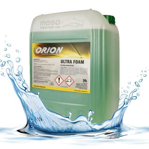 Ultra Foam ( 20 L ) ULTRA FOAM tömény semleges aktív hab.
