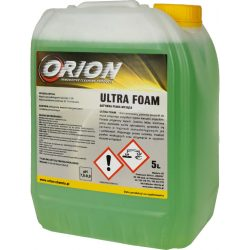 Ultra Foam ( 5 L ) Tömény, semleges aktív hab.