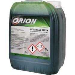 Ultra Foam Green ( 5 L ) zöld színű, semleges aktív hab