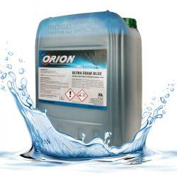 Ultra Foam Blue ( 20 L )  ULTRA HAB KÉK Illatos, színes semleges aktív hab.