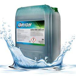 Ultra Foam Cameleon ( 20 L ) Illatos színváltós semleges aktív hab.