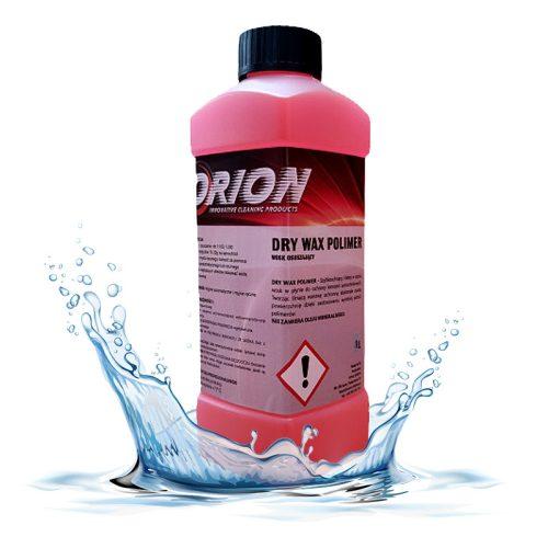 Dry Wax Polimer  ( 1 L) POLIMERES SZÁRÍTÓ VIASZ.