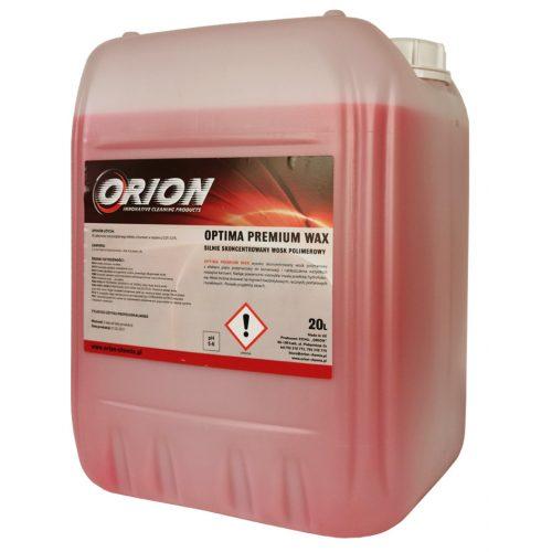 Optima Premium Wax ( 20 L) EXTRA KONCENTRÁLT POLIMER VIASZ.