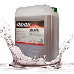 Nox Clean ( 20 L ) FERTŐTLENÍTŐ HATÁSÚ SAVAS TISZTÍTÓSZER VÍZKŐRE.