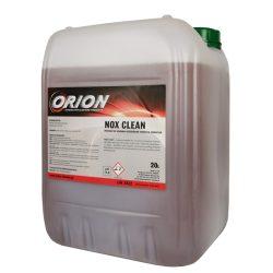 Nox Clean ( 5 L ) FERTŐTLENÍTŐ HATÁSÚ SAVAS TISZTÍTÓSZER VÍZKŐRE ÉS KÜLÖNLEGESEN NEHÉZ FOLTOKRA.