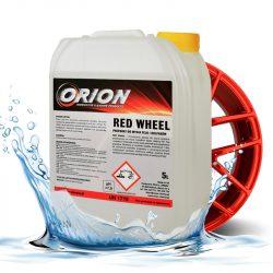 Red Wheel ( 5 L) Ph semleges felni tisztító