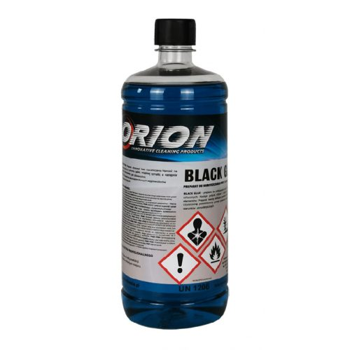 Black Glue  ( 1 L )  GUMI ÉS GUMI ELEMEK KONZERVÁLÁSÁHOZ, FÉNYESÍTÉSÉHEZ.