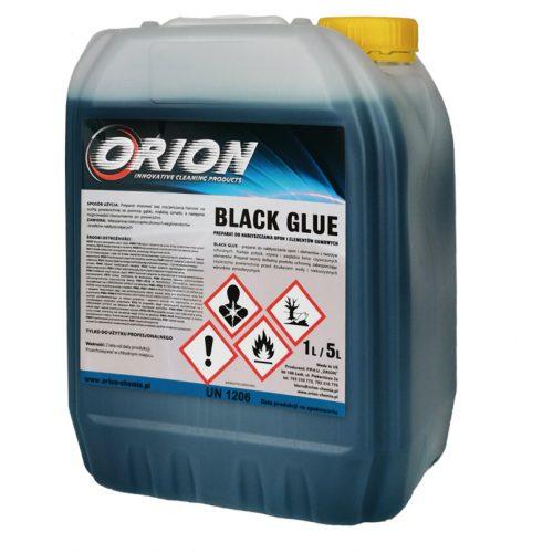 Black Glue  ( 5 L ) GUMI ÉS GUMI ELEMEK KONZERVÁLÁSÁHOZ, FÉNYESÍTÉSÉHEZ.