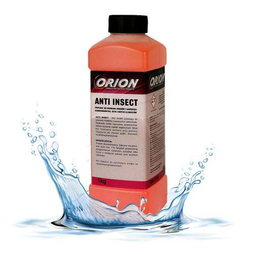 Anti Insect ( 1 Kg )  Bogarak a rovarok eltávolítására a járművek felületéről.
