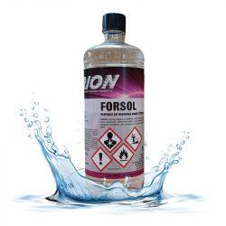 Forsol ( 1 L) Kátrány, ragasztó, gyanta, eltávolítószer.